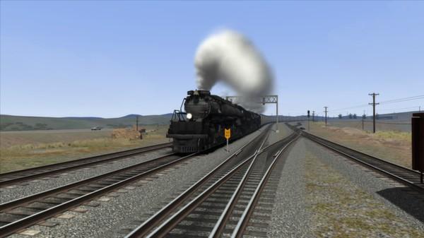 скриншот Union Pacific Big Boy Loco Add-On 2