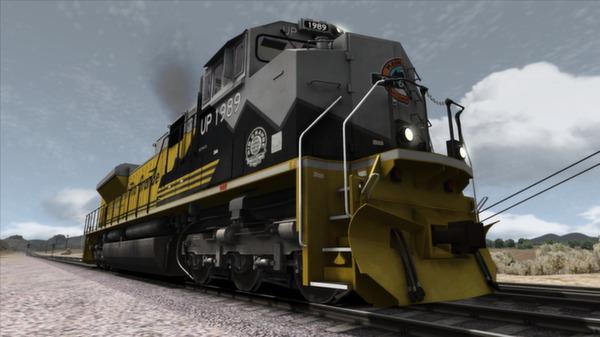 скриншот Union Pacific SD70Ace Loco Add-On 0