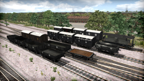 скриншот GWR 56XX Loco Add-On 5