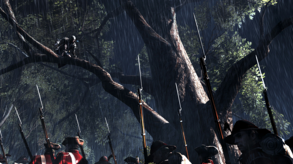 Assassin's Creed III скриншот