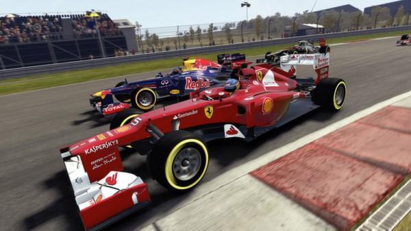 скриншот F1 2012 0