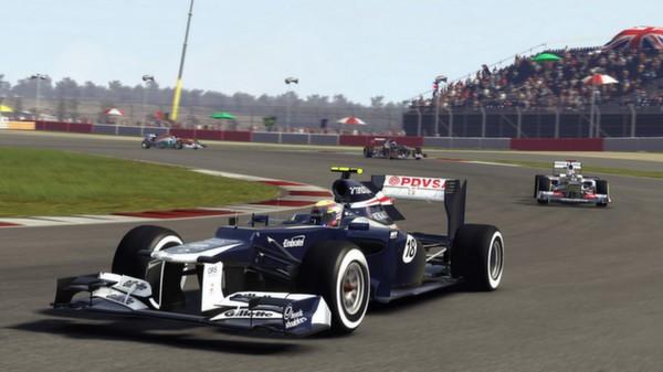 скриншот F1 2012 5