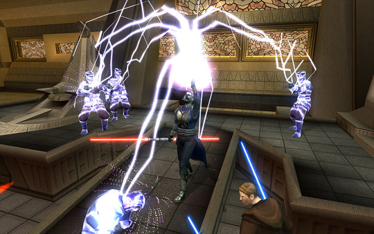 скриншот Star Wars: Knights of the Old Republic II - The Sith Lords 2