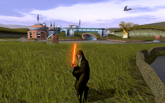 Скриншот №7 к STAR WARS™ Knights of the Old Republic™ II - The Sith Lords™