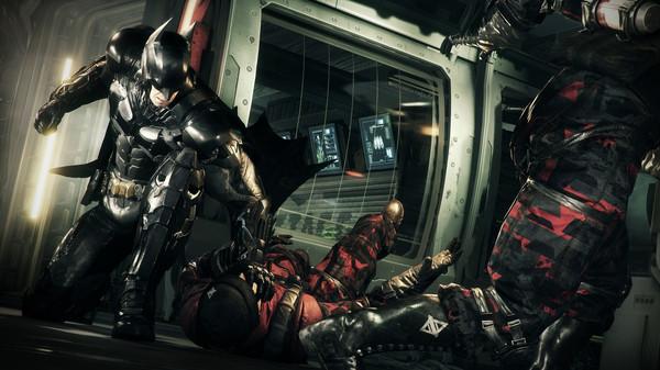 Скриншот №4 к Batman™ Arkham Knight