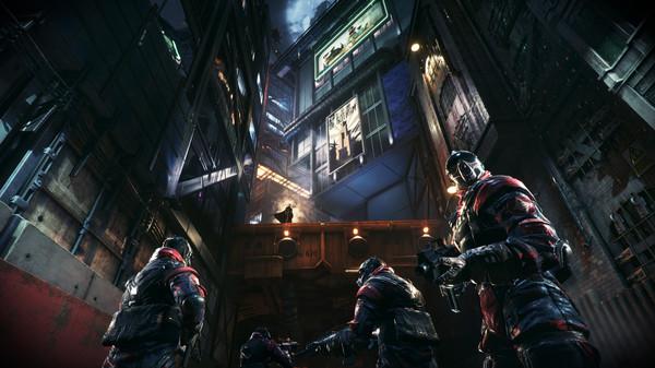 Скриншот №2 к Batman™ Arkham Knight