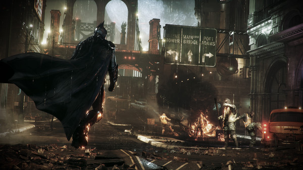 Скриншот №3 к Batman™ Arkham Knight