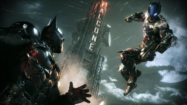 Скриншот №5 к Batman™ Arkham Knight