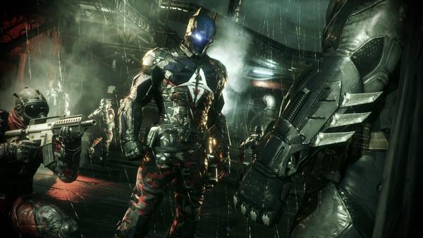 Скриншот №8 к Batman™ Arkham Knight