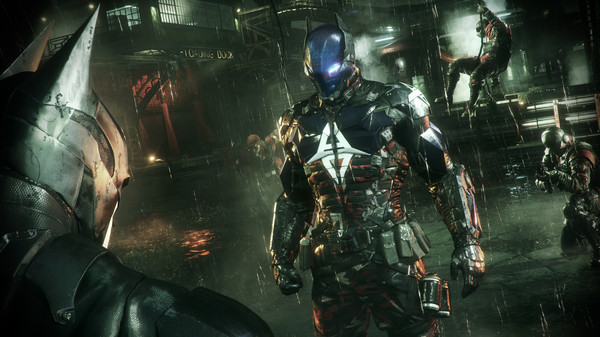 Скриншот №7 к Batman™ Arkham Knight
