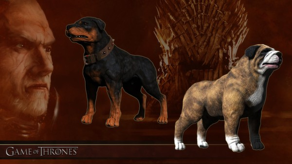 скриншот Game of Thrones - Dog Pack DLC 0