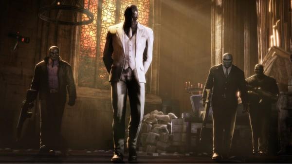 Batman: Arkham Origins скриншот
