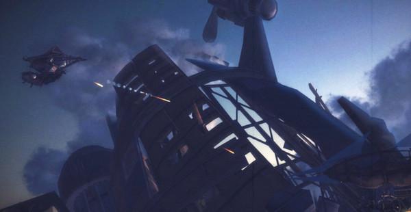 Guns of Icarus Online скриншот