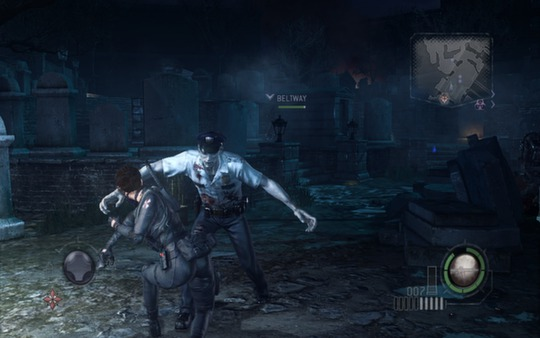 скриншот Resident Evil: Operation Raccoon City 5