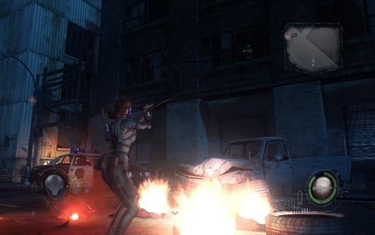 скриншот Resident Evil: Operation Raccoon City 2