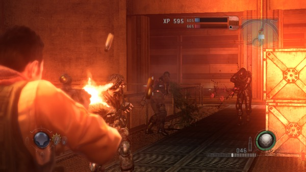 скриншот Resident Evil: Operation Raccoon City 0