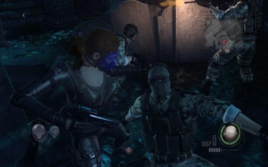 скриншот Resident Evil: Operation Raccoon City 4