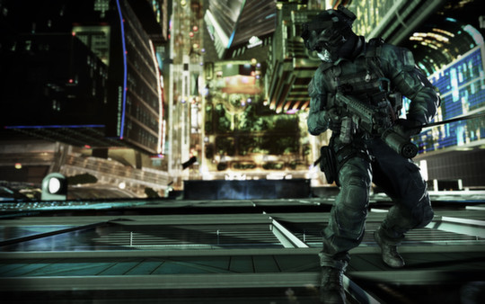 Скриншот №2 к Call of Duty® Ghosts