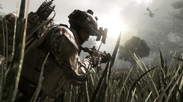 Скриншот №1 к Call of Duty® Ghosts