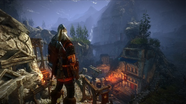 Скриншот №1 к The Witcher 2 Assassins of Kings Enhanced Edition