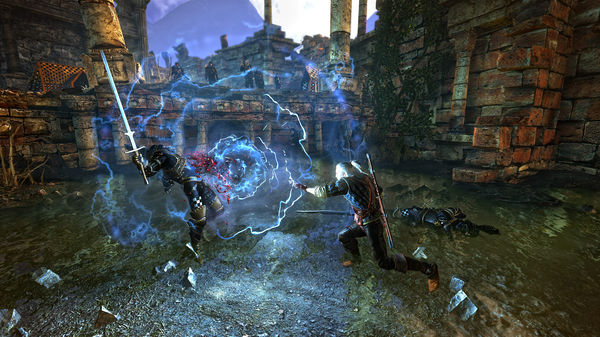 Скриншот №21 к The Witcher 2 Assassins of Kings Enhanced Edition