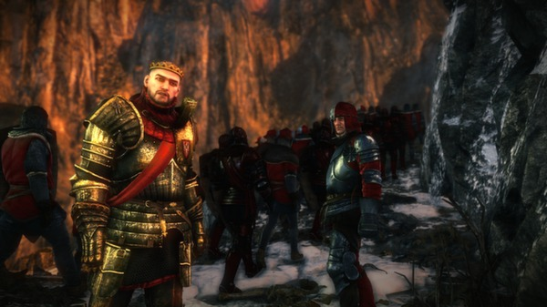 Скриншот №6 к The Witcher 2 Assassins of Kings Enhanced Edition