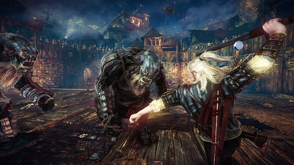Скриншот №8 к The Witcher 2 Assassins of Kings Enhanced Edition