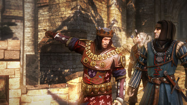 Скриншот №13 к The Witcher 2 Assassins of Kings Enhanced Edition