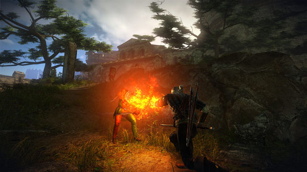 Скриншот №20 к The Witcher 2 Assassins of Kings Enhanced Edition