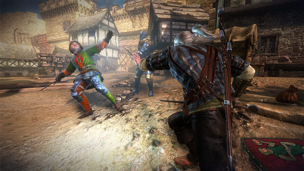 Скриншот №19 к The Witcher 2 Assassins of Kings Enhanced Edition