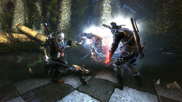 Скриншот №15 к The Witcher 2 Assassins of Kings Enhanced Edition
