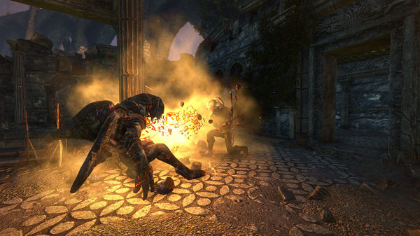 Скриншот №17 к The Witcher 2 Assassins of Kings Enhanced Edition