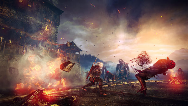 Скриншот №7 к The Witcher 2 Assassins of Kings Enhanced Edition