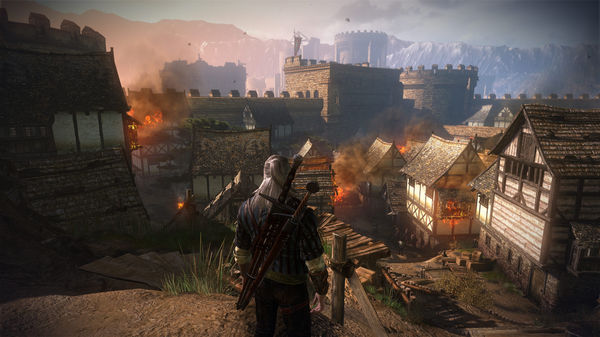 The Witcher 2: Assassins of Kings скриншот