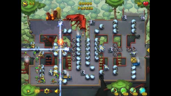 Скриншот №4 к Fieldrunners