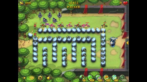 Скриншот №6 к Fieldrunners