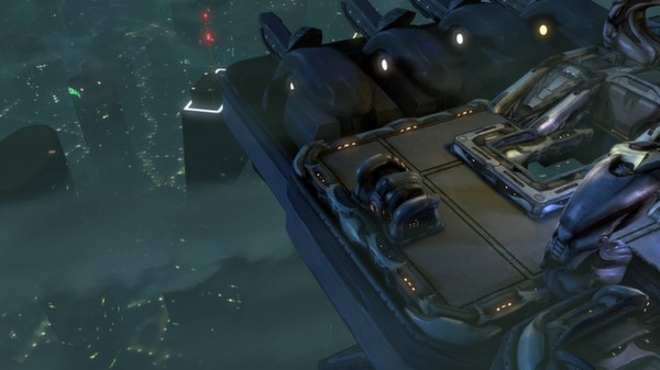 скриншот XCOM: Enemy Unknown - Slingshot Pack 4