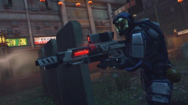 скриншот XCOM: Enemy Unknown - Slingshot Pack 0