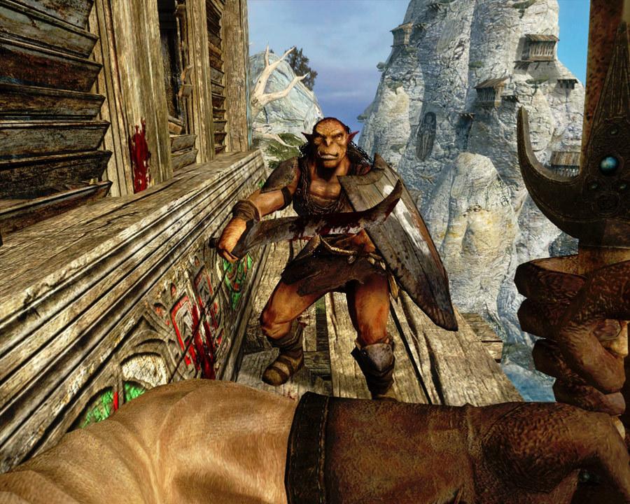 Dark Messiah of Might and Magic Screenshot 1