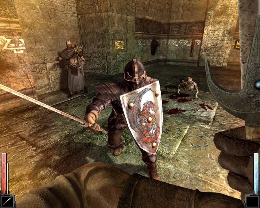 Dark Messiah of Might and Magic Screenshot 3