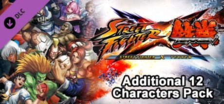 street fighter x tekken additional 12 characters pack steamsale