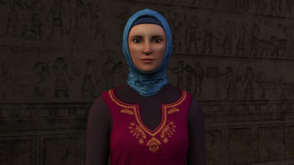 скриншот Nancy Drew: Tomb of the Lost Queen 3