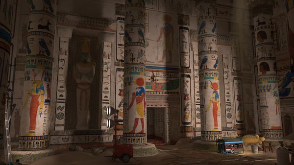 скриншот Nancy Drew: Tomb of the Lost Queen 5