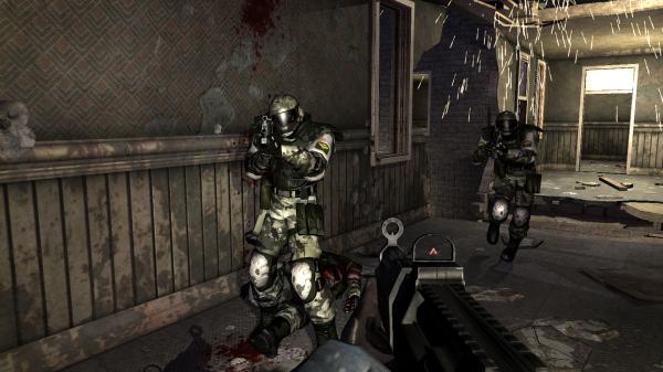 F.E.A.R. (FEAR) скриншот