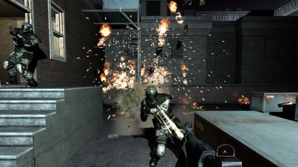 скриншот F.E.A.R. 2