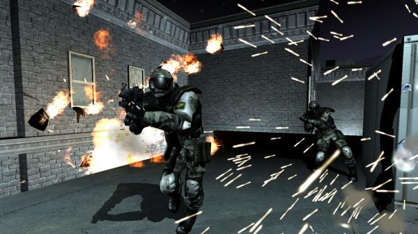 скриншот F.E.A.R. 4