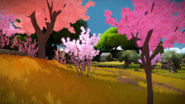 The Witness скриншот