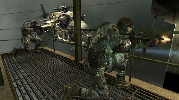 F.E.A.R. 3 скриншот