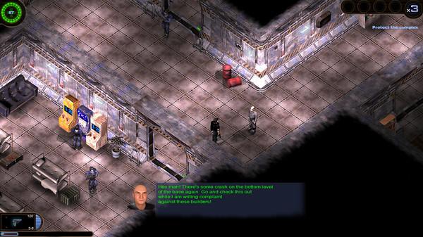 Скриншот №1 к Alien Shooter 2 Conscription