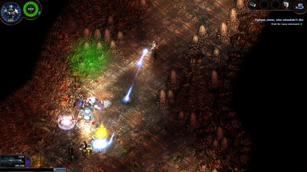 Скриншот №12 к Alien Shooter 2 Conscription